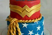 Birthday party- Super Hero