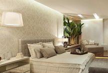 Projeto Quarto / Ideias para decoração do quarto