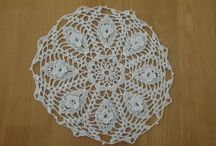 Crochet napkins / Beautiful and stunning napkin