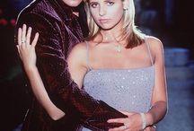 Buffy & Angel & Spike