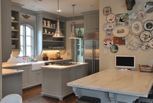 Kitchen Inspiration / by Brooke Wise