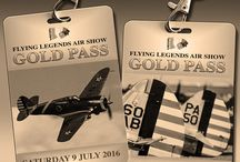 Flying Legends 2016 / The #FlyingLegends Airshow #IWMDuxford on the 9-10th July 2016. Advance tickets purchase only. https://www.flyinglegends.com/tickets.html