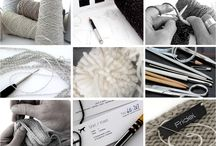 Fridel craftsmanship / handmade knitwear and accessories