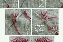 broderi вышивка