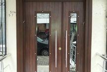 Bina Giriş Kapıları / Yeni Nesil Bina Giriş Kapıları