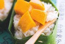 Dessert thailandais