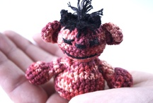 CROCHET bewool toys / Little toys for big moments...