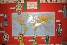 Christmas Around the World Unit / by Michelle Gundlach