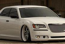 Chrysler 300 Custom Modified
