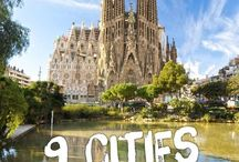 9 Cities You Must Visit In Spain! - Hand Luggage Only - Travel, Food