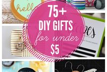 Gift Ideas / Easy, fast, romantic, DIY - all kinds of gift ideas for our nearest and dearest