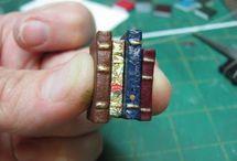 Miniatures bibliothèque