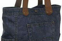 kot çantalar ve kumaş çantalar