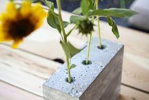 DIY - beton/concrete / by Jolanda (Kunjijook)
