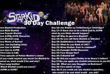 Starkid 30 day Challenge / I'm doing the Starkid 30 days Challenge