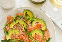 Vorspeise und Salate