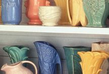 Vintage Pottery / by Bonnie Emett
