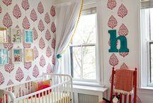 Hazel's Nursery! / Featured on 100 Layer Cakelet.