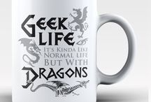 geek things
