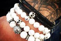 Bracelets & power of stones / Bracelets, jewlery and stones