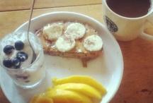 Food: Breakfast Inspiration