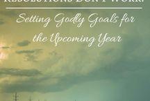 New Years/Goal setting