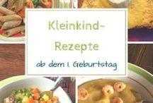 Rezepte Kleinkind