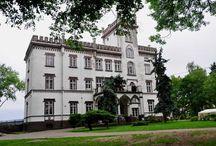 Przełazy - Pałac