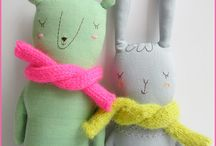 Handmade softies / Handmade softies