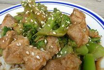 Korean Cuisine / by Lynette Wilie