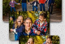Family Portraits / Muse Photo Design, the dynamic duo of cedar valley photographers, with a flare for awesomeness! #togswithmadskills