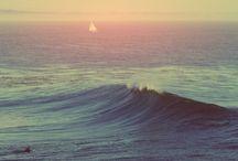Ocean & Sea / by Thais Bianche