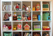 Play Room Ideas / by Marie Neff