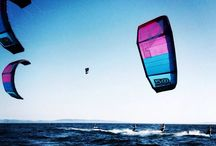 Life's better when you are kiteboarding