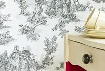 Annie Sloan Fabric!