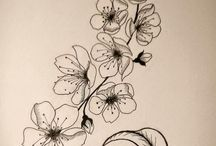 flores tatoo