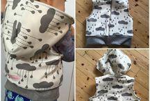 Vzory na šití Honzík