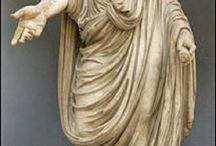 Vaatetus Antiikin ajalla