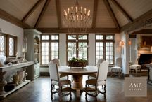 Interiors by AMB / Interior spaces that Inspire - designed by Anne Marie  Barton of AMB