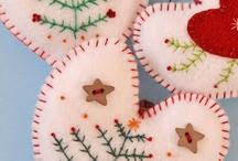 Decorated Christmas cookies / by Molli Brinda