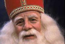 Sinterklaas 5 december.