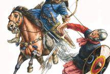 всадники и викинги