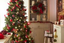 Christmas / Inspiration for crafts and handmade decorations at christmas.
