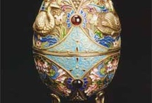 FABERGE / Anything FABERGE  / by Marianne Pavlova
