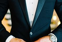 Black tie fashion