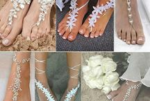 Beach belles wedding inspiration