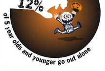 Halloween Safety / Keeping your ghost and goblins safe this Halloween!