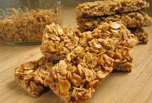 Recipes / Granola (Muesli) Bars