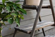 Plant stands etc