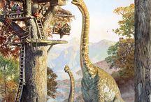 dinotopia and lost world